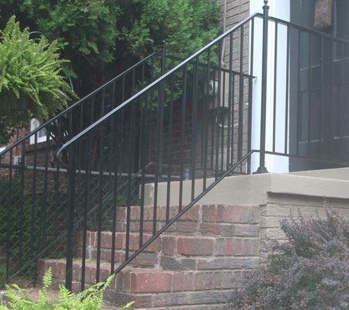Wrought Iron Railing Fabricator Northern Virginia