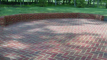 Alexandria patio contractor