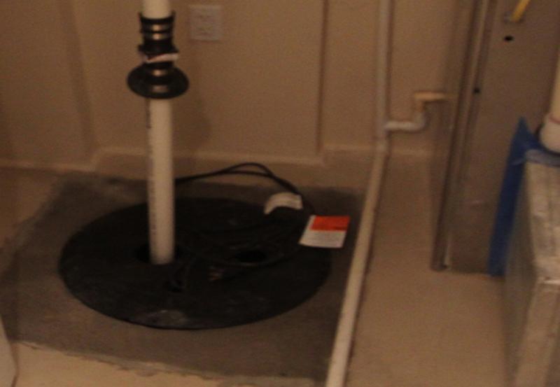 sump pump contractor northern virginia