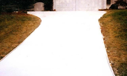 Fairfax concrete driveway replacement