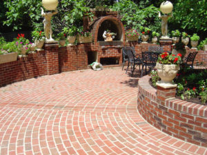 brick patio fallschurch virginia