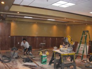 fairfax contractor commercial contractor build out