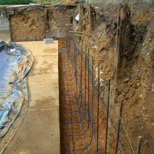 fairfax-contractor-retaining-wall-footer