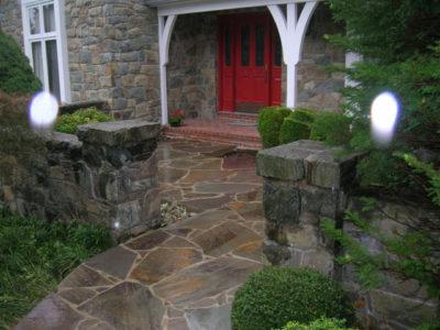 greatfalls stone walkway va
