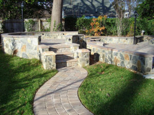 interlocking paver patio annandale virginia