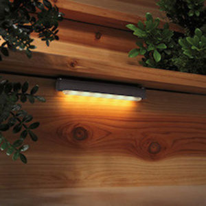 low voltage step lighting