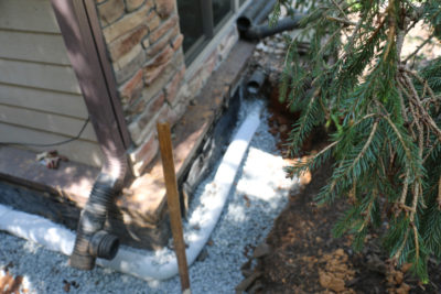 manassas drainage project va
