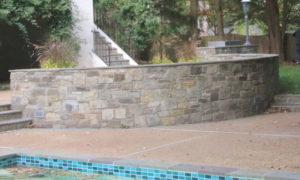 retaining wall oakton va. contractor