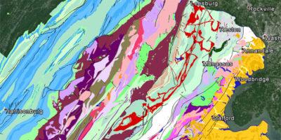 map of problem soils Northern Virginia