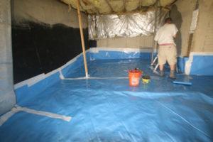 crawl space encapsulation contractor virginia