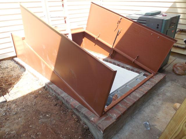 Bilco Door Contractor Northern Virginia