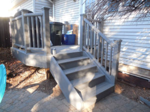 deck stain contractor northern Virginia