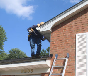 seamless gutters contractor northern Virginia