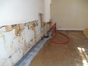 Arlington county waterproofing contractor Arlington Virginia