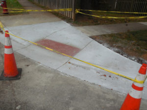 commercial concrete contractor Northern Virginia