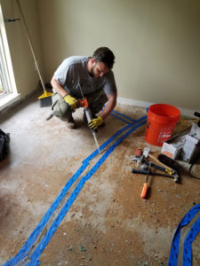 EPOXY-INJECTION-CONCRETE-SLAB-NORTHERN-VIRGINIA