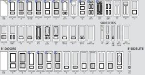 provia door styles