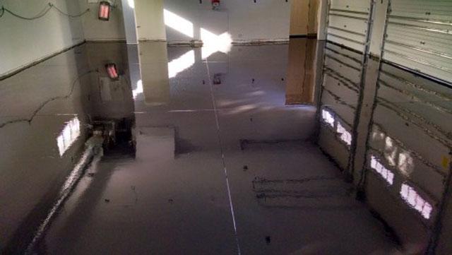 Garage Reflective Floor Contractor Northern Virginia