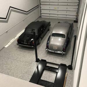 epoxy garage floor northern virginia